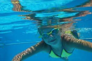 Savoir nager au collège